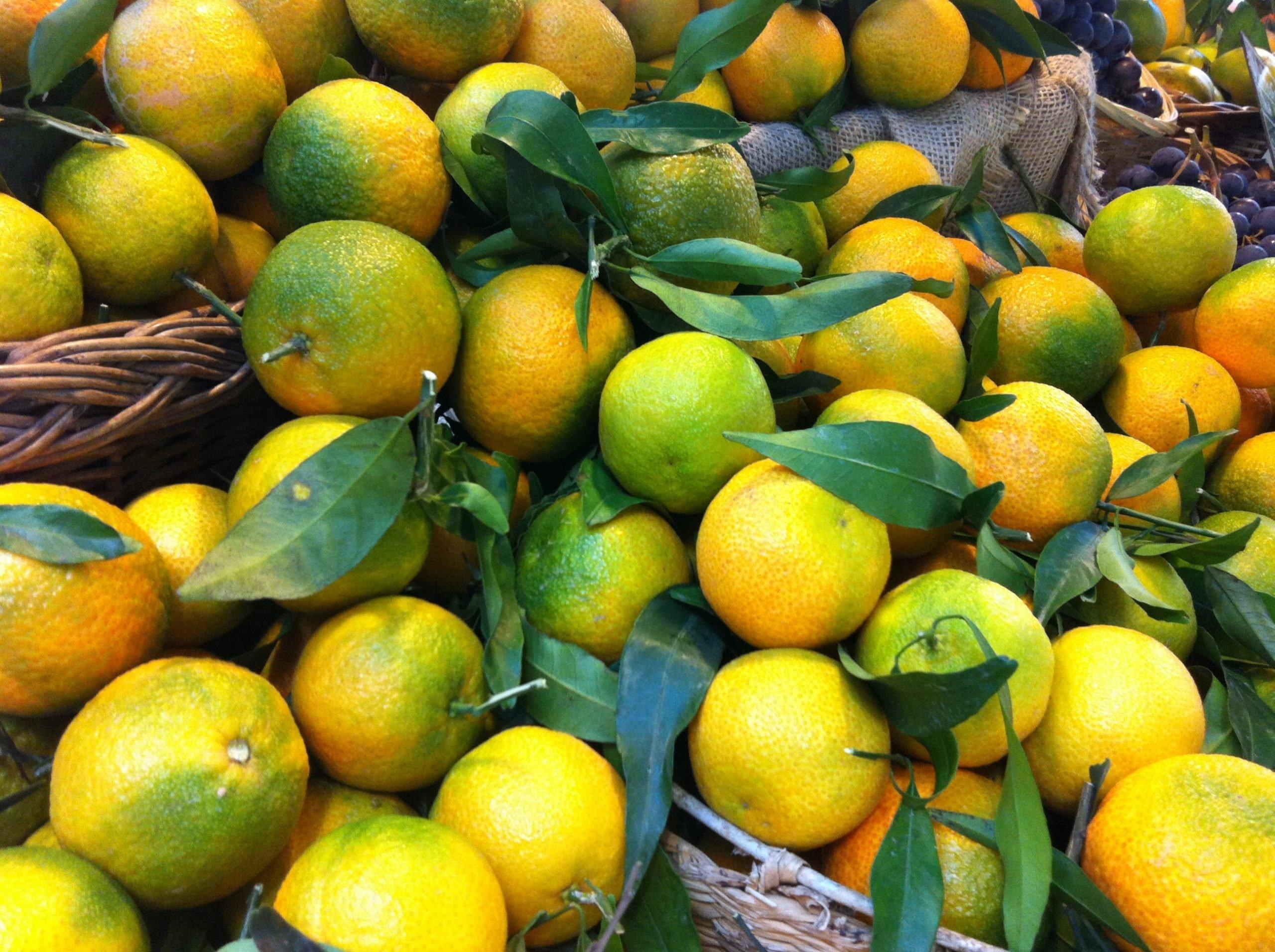 Vers fruit op elke markt