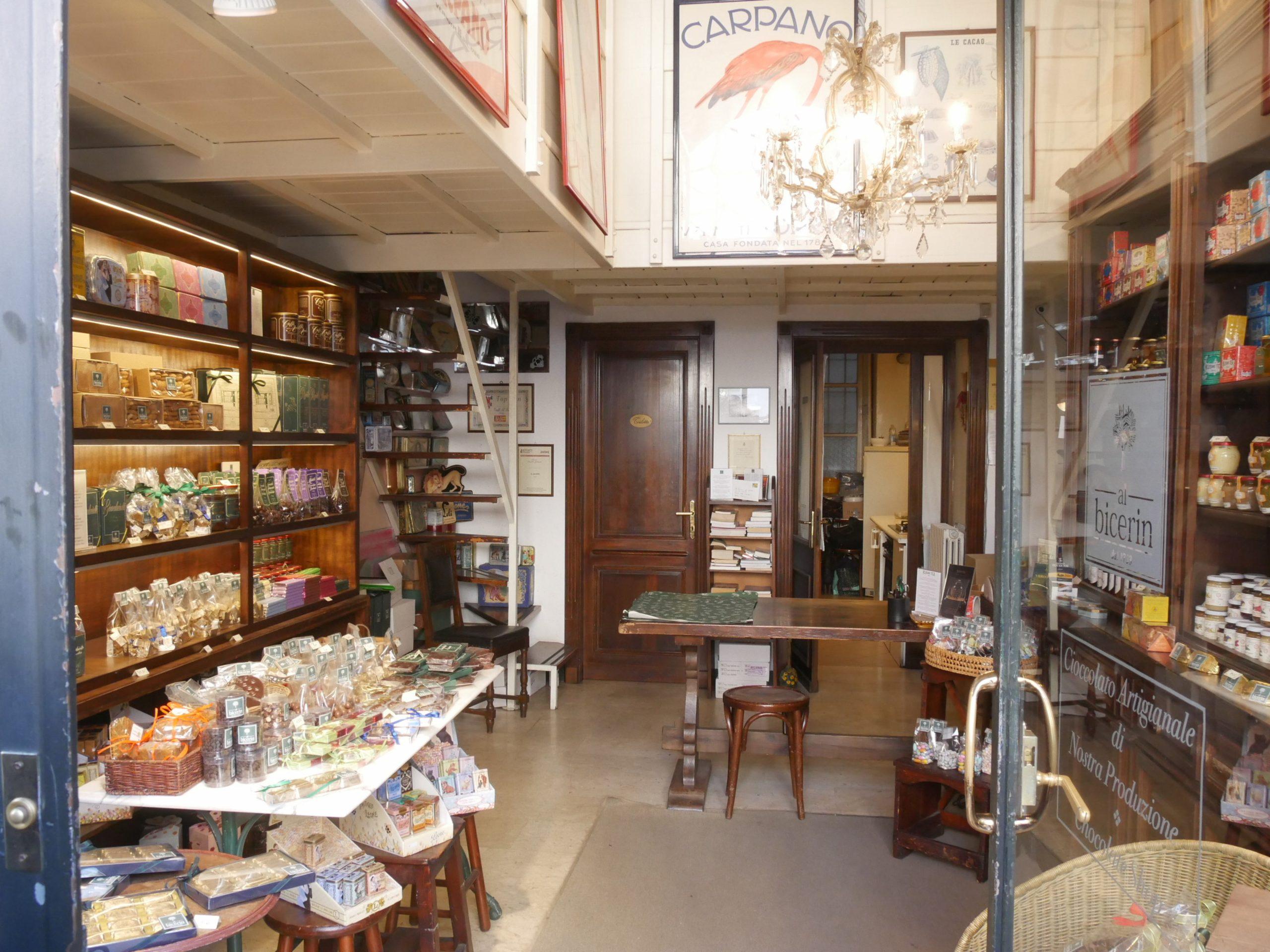 Historisch Café Al Bicerin